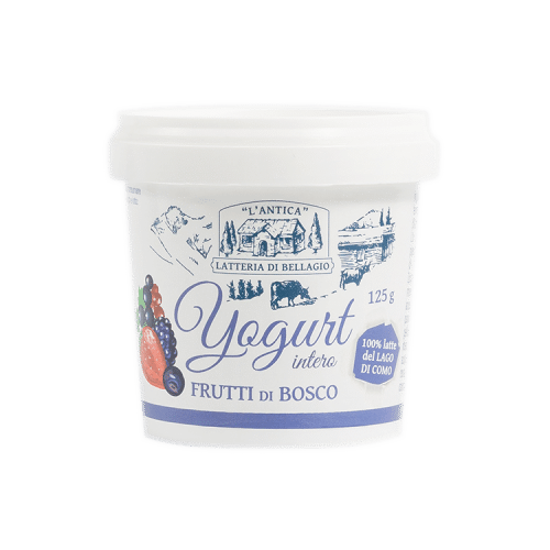 Yogurt frutti di bosco Bellagio